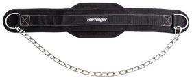 Harbinger Poly Pro Dip Belt Black Uni Size r