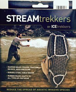 Yaktrax & StreamTrekkers Traction Device