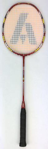 17-Ashaway Duralite 75 Red Badminton Racquet