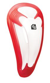 Shock Dr Core BioFlex Cup Youth S Red***