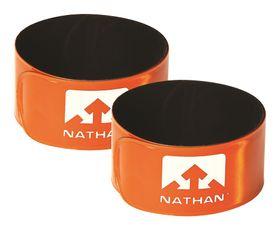 Nathan Reflex Snap Bands pair