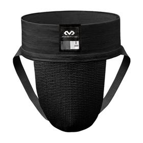 McDavid Supporter w/o cup BLACK L (2 pr pack)***