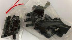 iStringer H-Type & 3 Teeth Type Badminton Adaptor Set