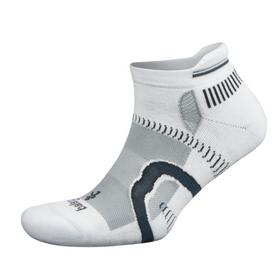 Balega Hidden Contour Sock White/Grey