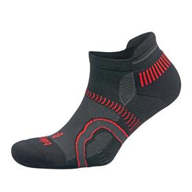 Balega Hidden Contour Sock Black/Fog Small M4.5-6.5  W6-8