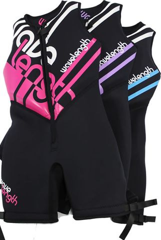 2014 WL WOMENS ICON BUOYANCY SUIT