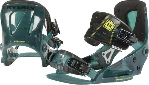 2016 BYERLY SYSTEM BINDINGS