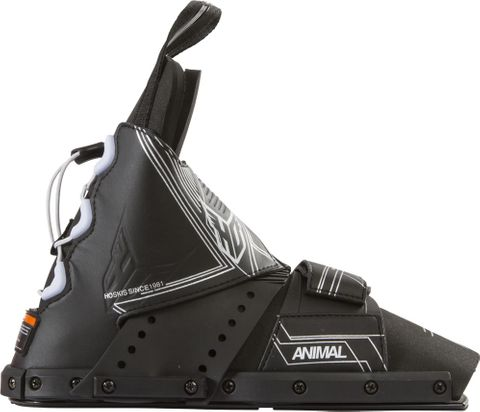 2017 HO ANIMAL FRONT SLALOM SKI BOOT WITH PLATE