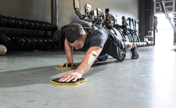 3 Reasons SLIDEZ are a Great Addition To Your Fitness Routine