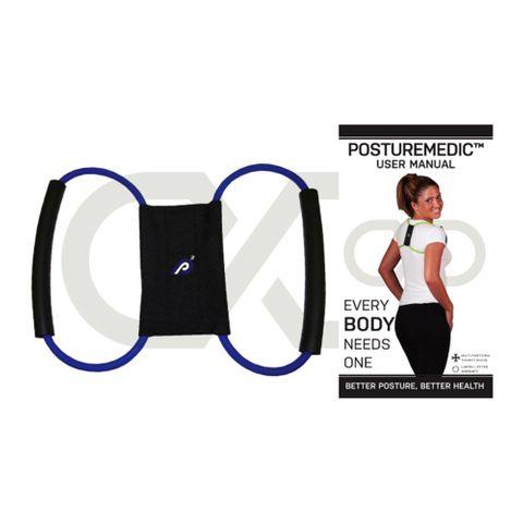 Posture Medic PLUS Medium blue