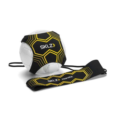 SKLZ Soccer Star-Kick Solo Soccer Trainer Black