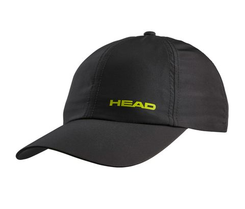20-HEAD Light Function Cap Tonal Black/Yellow