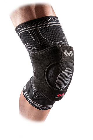 McDavid Elite Knee Dual Wrap with Stays