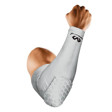 McDavid Compression Arm Sleeve White Large***