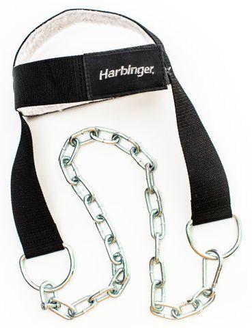 Harbinger Nylon Head Harness Black Uni Size