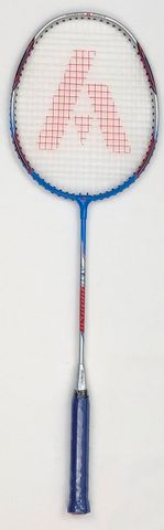 19-Ashaway AM9800-SQ Blue Badminton Racquet