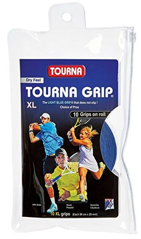 Tourna Grip Tour Pack of 10 grips