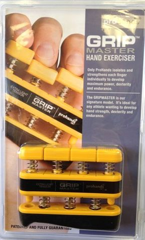 Gripmaster Extra Light 3lbs Yellow