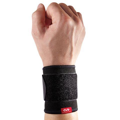 McDavid 513 Wrist Sleeve Adjustable / Elastic