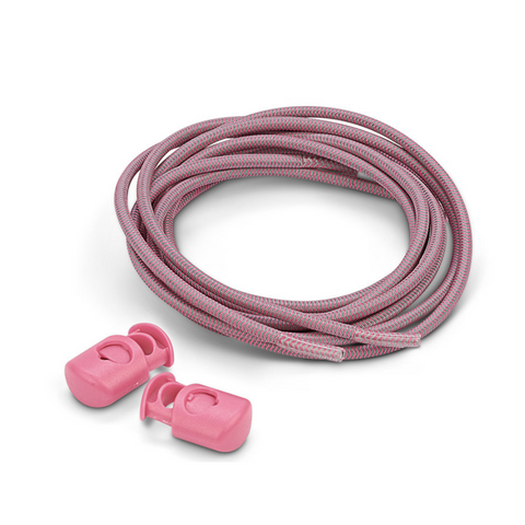 """Sof Sole Reflective Laces NEW 38"""" Pink"""