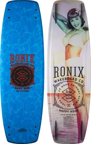 2018 RONIX HAPPY HOUR MODELLO WAKEBOARD
