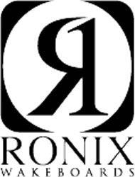 2020 RONIX SQUARE DIE CUT STICKER