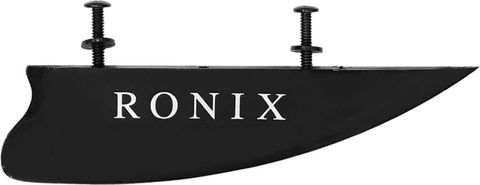 RONIX FIBREGLASS HOOK WAKE EDITION FIN (PACK OF 2)