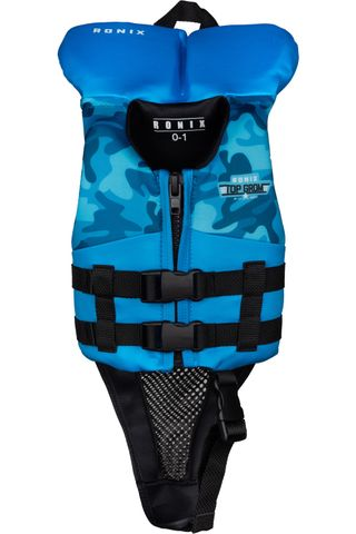2022 RONIX TOP GROM L50s VEST WITH COLLAR