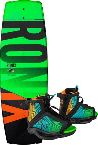 2021 RONIX VAULT 128 WITH VISION PACKAGE