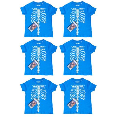 Curiscope Virtuali-Tee - Small 6 Pack