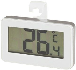 Thermometer LCD mini -19 to 49C