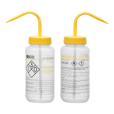 Bottle wash Isopropanol 500ml