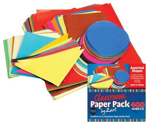 Basics Classroom Paper Pack 400s