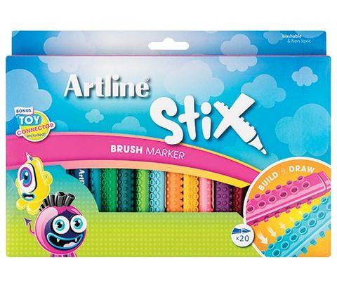Artline Stix Asst 20s