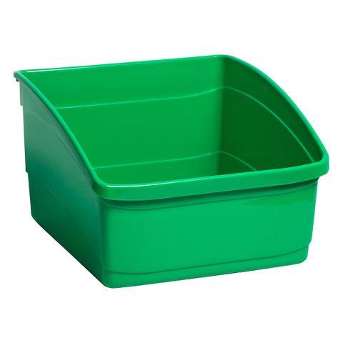 Large Book Tub - Green