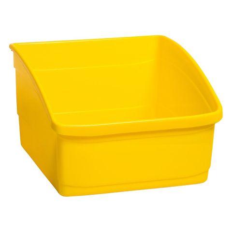 Large Book Tub - Yellow