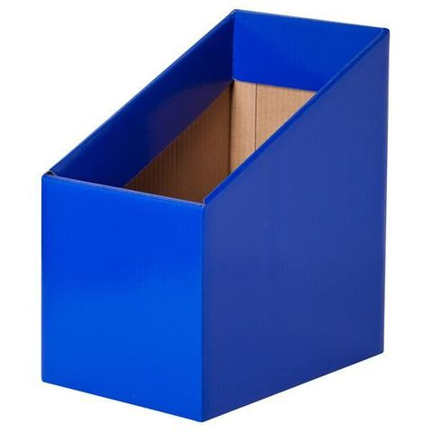 Book Box - Pack of 5 - Dark Blue