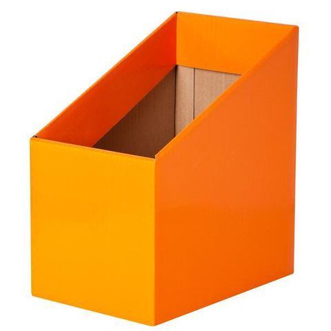 Book Box - Pack of 5 - Orange