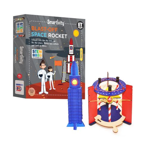 Smartivity space rocket