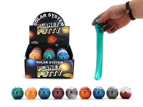 Solar system planet putty - 48g