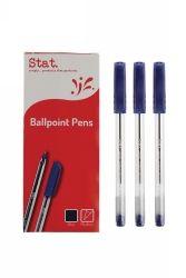 Pens Ballpoint Stat 1.0mm medium blue