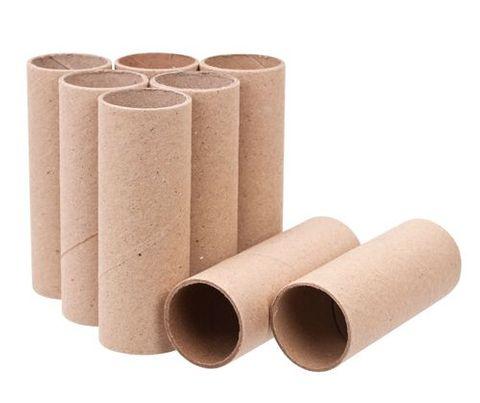 Papier Mache Tube 12x4cm 50s