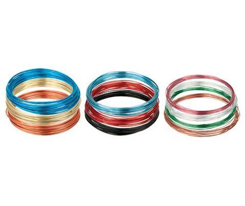 Creative Soft Wire 60m Asst