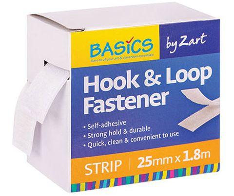Hook & Loop Fastener Strip 1.8m