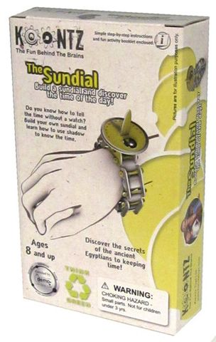 Koontz Kits - The Sundial