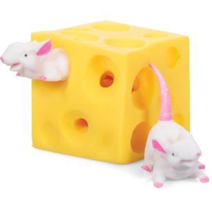 Squeeze mouse and cheese