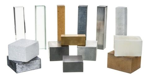 Materials kit solids 14 block