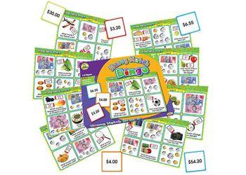 Money Match Bingo class set