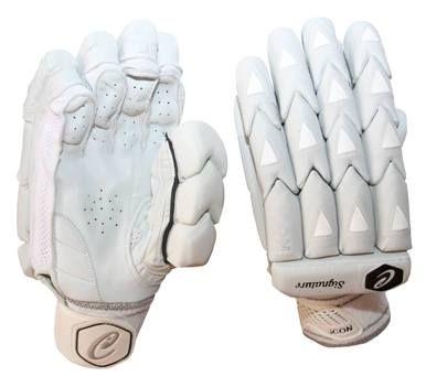 Singature gloves left handed