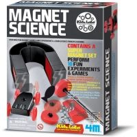 Kidz Lab - Magnet Science